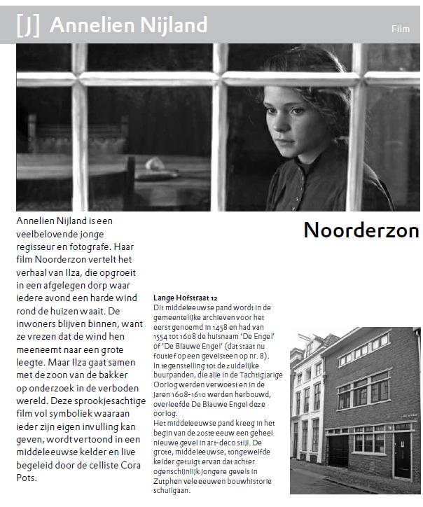 Gast in Zutphen Noorderzon