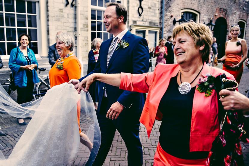 Trouwreportage Stadhuismuseum Zierikzee