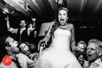 Bruiloft Feestfoto