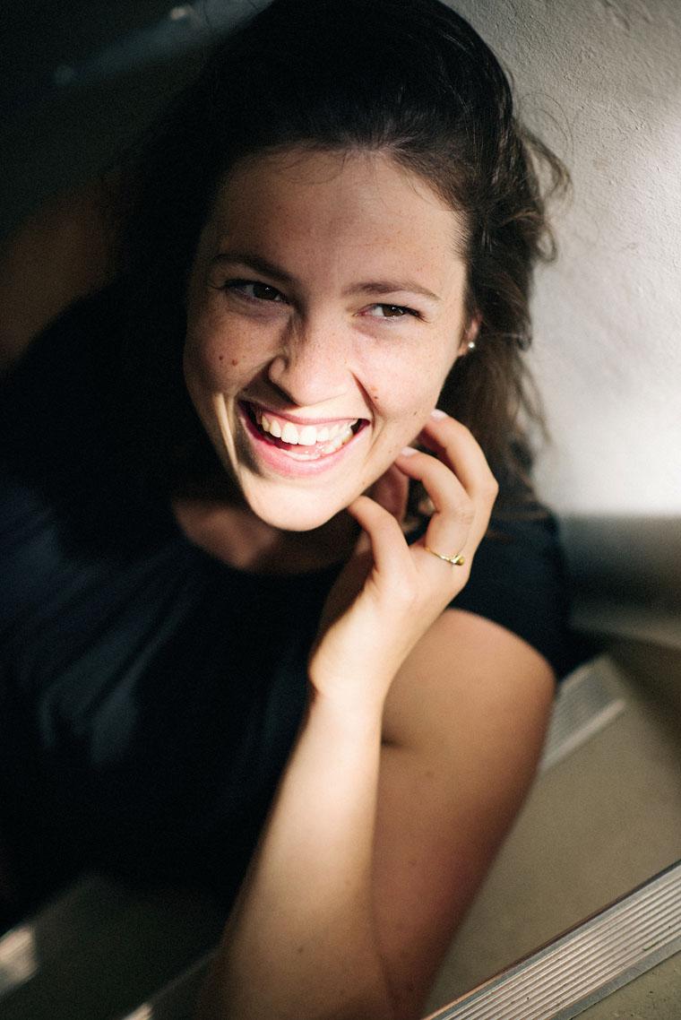 spontane portretfotografie