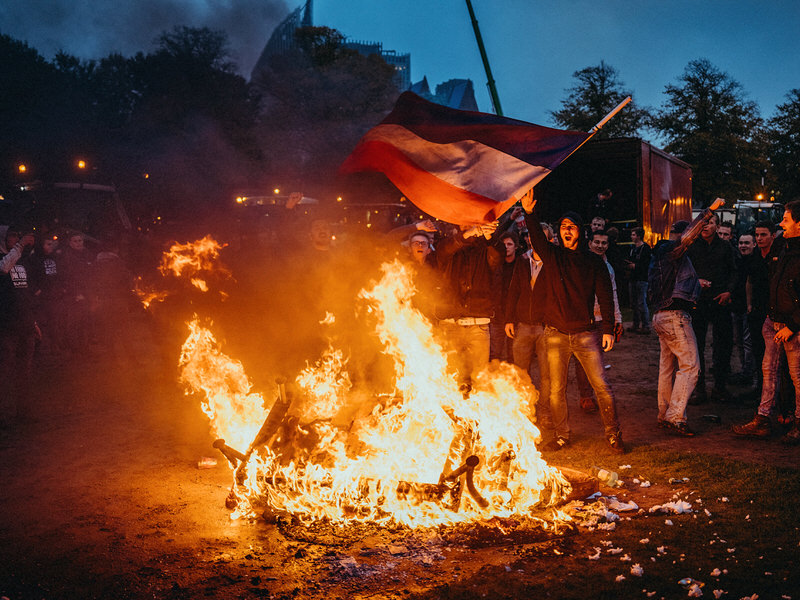 reportagefotografie-protest-malieveld-boerenprotest-denhaag
