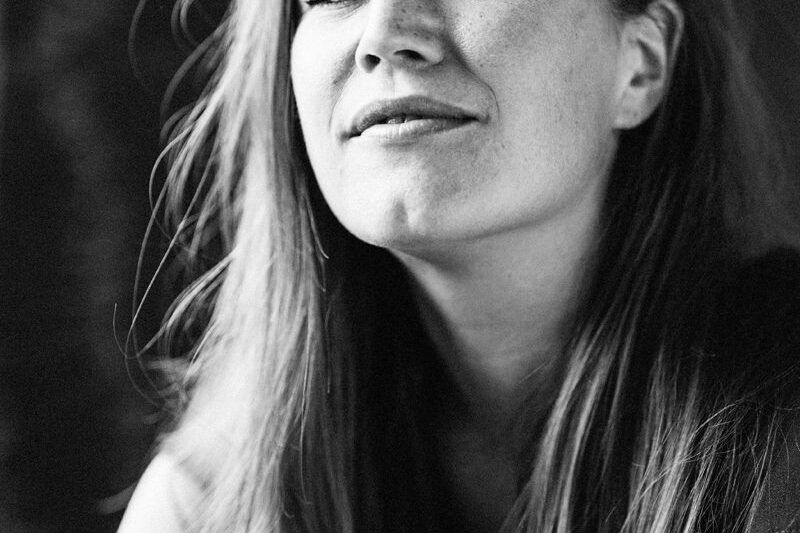 auteursfoto Anne - Fleur van der Heiden