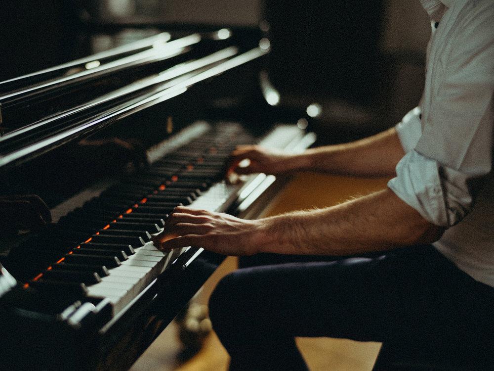 fotografie pianist website